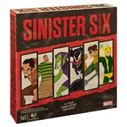 Marvel Sinister Six Spider-Man Villains Heist Card Game