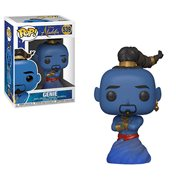 Aladdin Live Action Genie Pop! Vinyl Figure, Not Mint