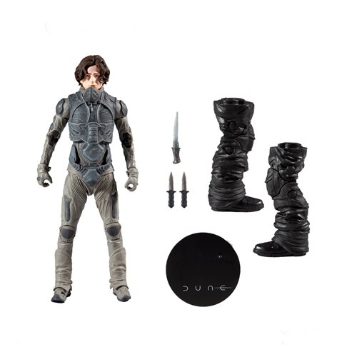 Dune Series 1 Paul Atreides 7-Inch Action Figure, Not Mint