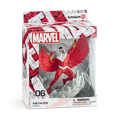 Marvel Classic Falcon #06 Diorama Collectible Figure