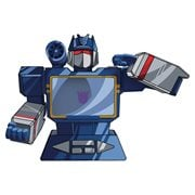 Transformers Soundwave Business Card Holder Resin Bust - Previews Exclusive