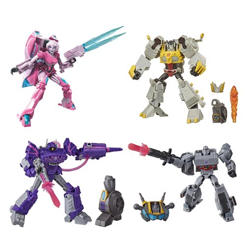 Transformers Cyberverse Deluxe Wave 3 Case