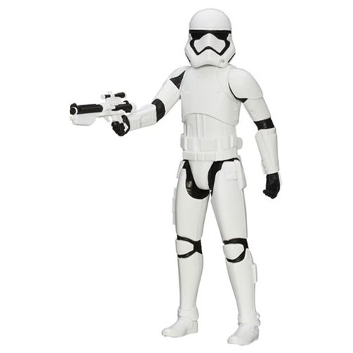 Star Wars: The Force Awakens 12-Inch First Order Stormtrooper Figure, Not Mint