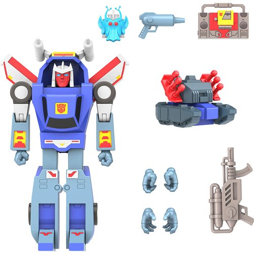Transformers Ultimates Tracks 8-Inch Action Figure
