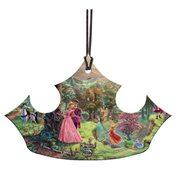 Disney Sleeping Beauty Thomas Kinkade Hanging Acrylic Print