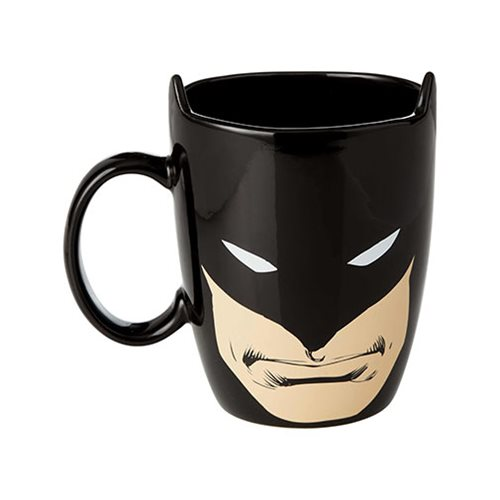 DC Comics Batman Sculpted 16 oz. Mug