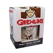 Gremlins Gizmo Mug and Socks Gift Set