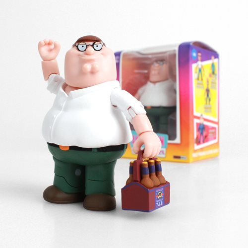 Fox Animation Family Guy Peter Griffin Action Vinyl Figure