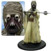 Star Wars Tusken Raider Cold Cast Statue Sculpture, Not Mint