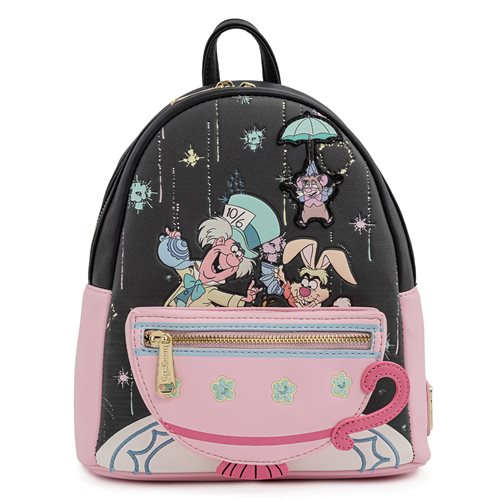 Alice in Wonderland A Very Merry Unbirthday Mini-Backpack