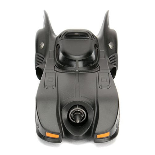 Batman 1989 Movie 1:32 Scale Metal Batmobile Vehicle