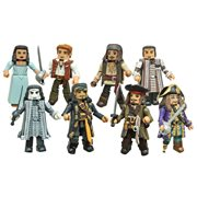 Pirates of Caribbean Dead Men Tell No Tales Minimates Case
