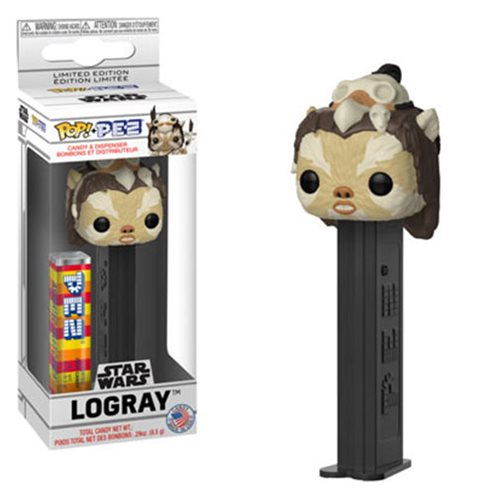 Star Wars Logray Pop! Pez