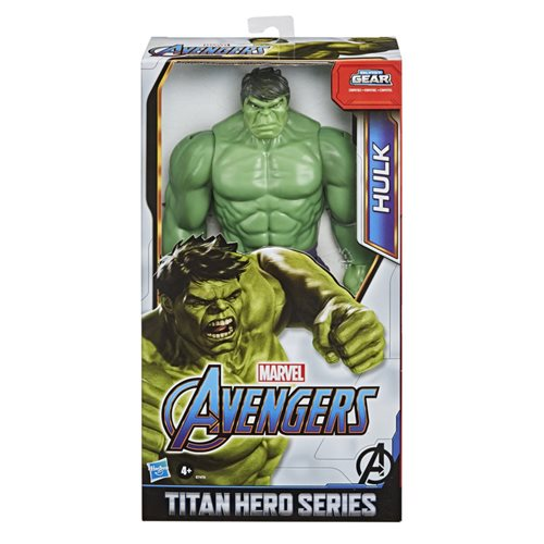 Avengers Titan Hero Series Deluxe Hulk 12-Inch Action Figure