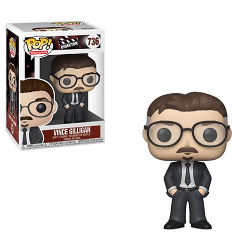 Vince Gilligan Pop! Vinyl Figure #736