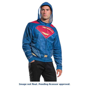 Batman v Superman: Dawn of Justice Superman Hooded Costume