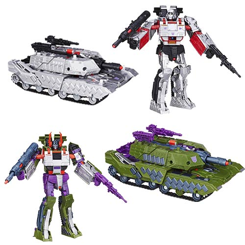 Transformers Generations Combiner Wars Leader Wave 1 Case