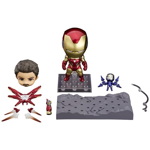 Avengers: Endgame Iron Man Mark 85 Nendoroid DX Action Figure