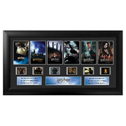 Harry Potter 6 Film Series 1 Framed Deluxe Film Cell