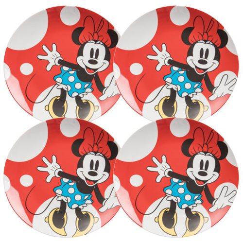 Disney Minnie Mouse 10-Inch Ceramic Plate Set  sc 1 st  Entertainment Earth & Disney Minnie Mouse 10-Inch Ceramic Plate Set - Entertainment Earth