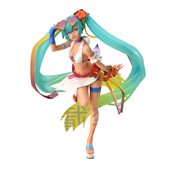 Hatsune Miku Tropical Summer Version Statue
