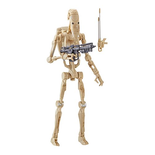 Star Wars The Black Series Battle Droid 6-Inch Action Figure