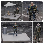 Metal Gear Solid 5 Ground Zero Set Model Kit