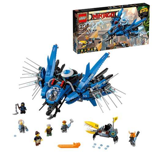 LEGO Ninjago Movie 70614 Lightning Jet