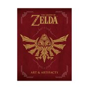 The Legend of Zelda: Art & Artifacts Hardcover