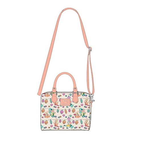 Alice in Wonderland Tea Party Duffle Purse