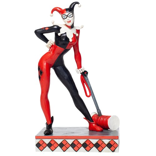 DC Comics Harley Quinn by Jim Shore Statue