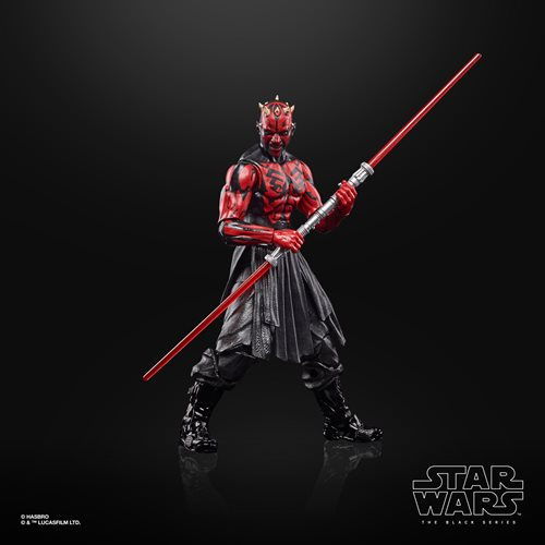 Star Wars The Black Series Darth Maul (Sith Apprentice) 6-Inch-Action Figure