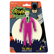 Batman Classic TV Series The Joker 5 1/2-Inch Bendable Figure