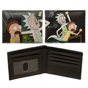 Rick and Morty PU Bifold Wallet