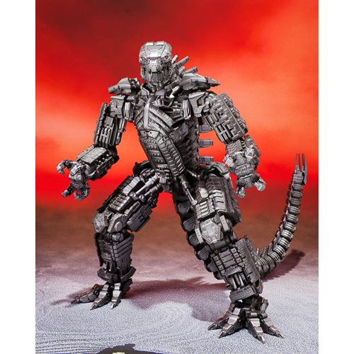 Godzilla vs. Kong Mechagodzilla S.H.MonsterArts Figure
