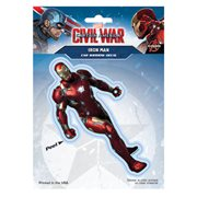 Captain America: Civil War Iron Man Decal
