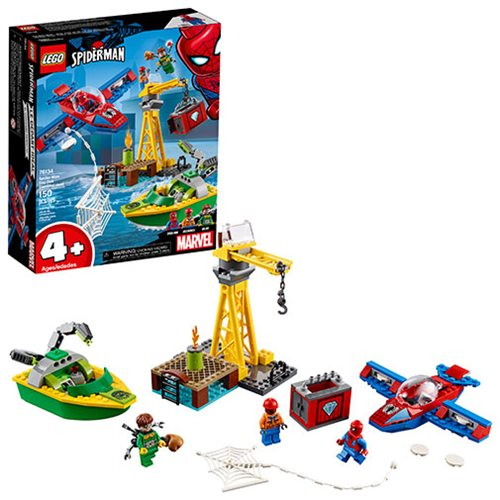 LEGO 76134 Marvel Super Heroes Spider-Man: Doc Ock Diamond Heist