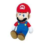 Super Mario All-Stars Mario 10-Inch Plush