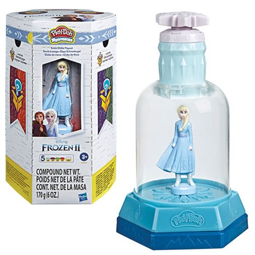 Frozen 2 Play-Doh Elsa's Adventure Set