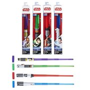 Star Wars: The Last Jedi Electronic Lightsabers Wave 1 Case