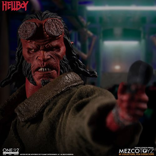 Hellboy Movie 2019 One:12 Collective Action Figure
