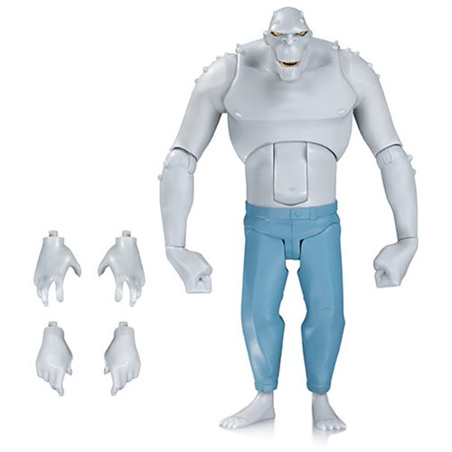 Картинки по запросу Batman The Animated Series Figures - Killer Croc