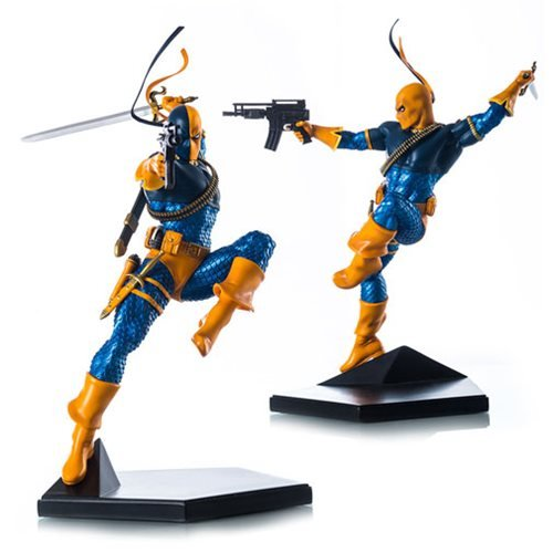 DC Comics Deathstroke 1:10 Art Scale Statue
