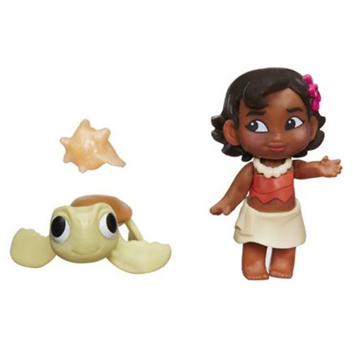 Moana Small Action Figure Young Moana, Not Mint