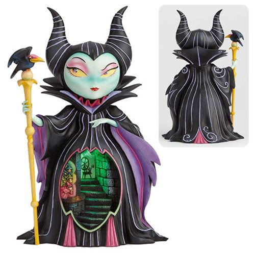 Disney The World of Miss Mindy Sleeping Beauty Maleficent Statue