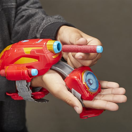 Avengers Nerf Power Moves Iron Man Blaster