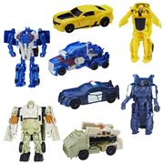Transformers Last Knight One Step Turbo Changers Wave 1 Set