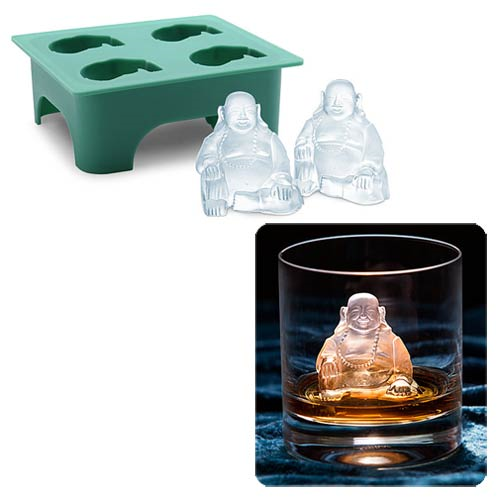 Laughing Buddha Ice Cube Tray