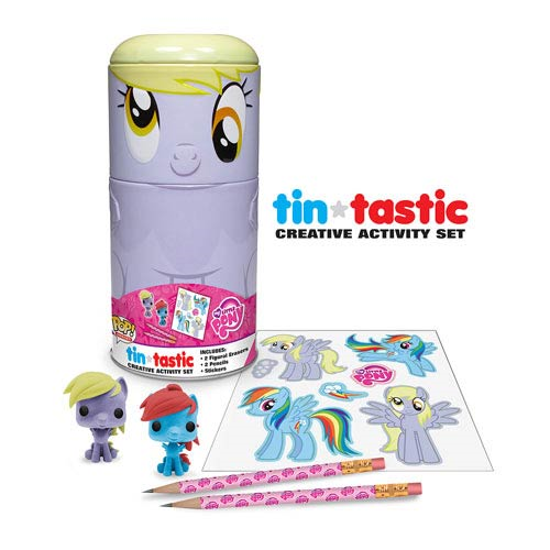 My Little Pony Friendship is Magic Derpy Tin-Tastic Pencil Set