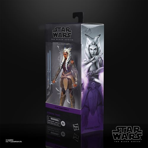 Star Wars The Black Series Ahsoka Tano 6-Inch Action Figure